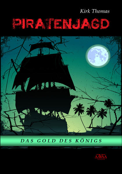 Piratenjagd - Großdruck - Coverbild