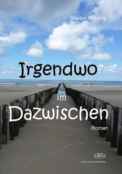 IRGENDWO im DAZWISCHEN - Coverbild