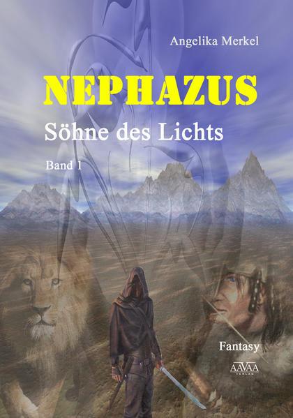 Nephazus - Söhne des Lichts (1) [Sonderformat Großschrift] - Coverbild