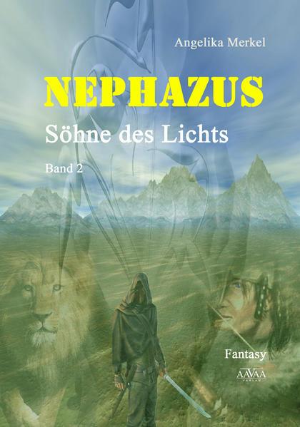 Nephazus - Söhne des Lichts (2) [Sonderformat Großschrift] - Coverbild