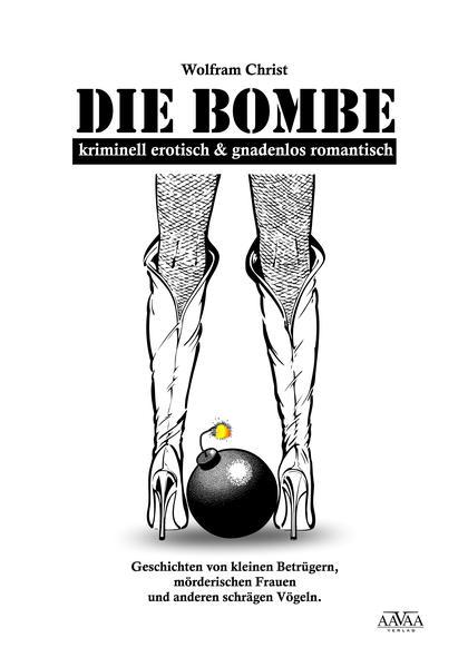 Die Bombe - Sonderformat Großschrift - Coverbild