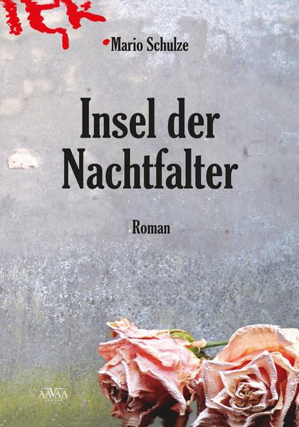 Insel der Nachtfalter - Sonderformat Großschrift - Coverbild