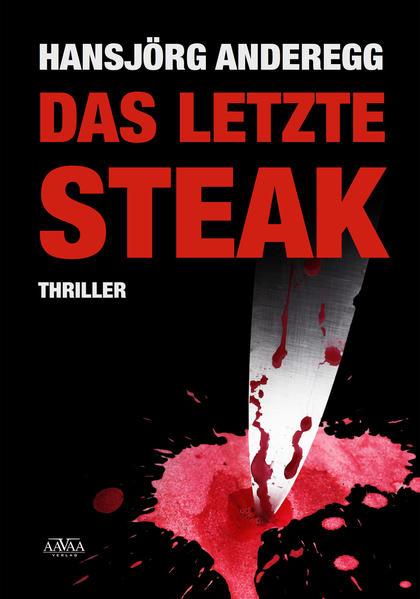 Das letzte Steak - Großdruck - Coverbild