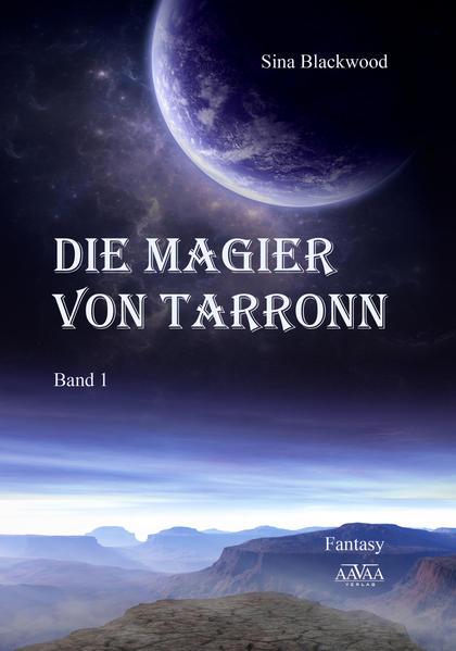 Die Magier von Tarronn - Coverbild