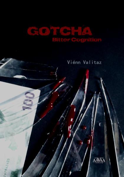 Gotcha - Großdruck - Coverbild