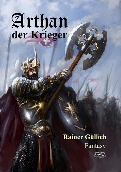 Arthan der Krieger - Großdruck - Coverbild