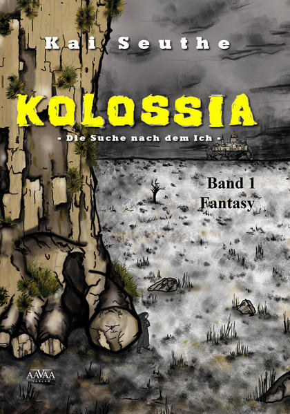 Kolossia (1) - Coverbild