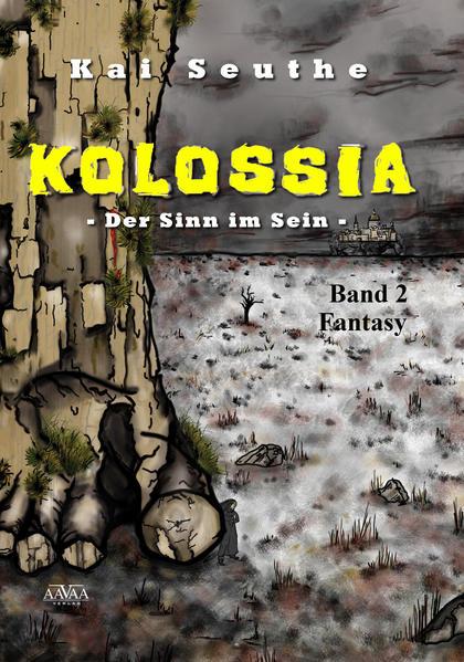 Kolossia (2) - Großdruck - Coverbild