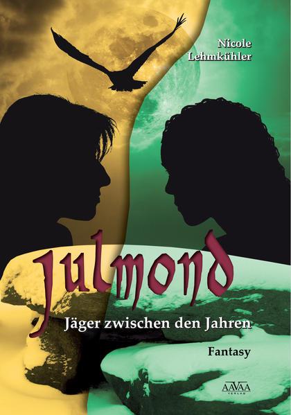 Julmond - Großdruck - Coverbild