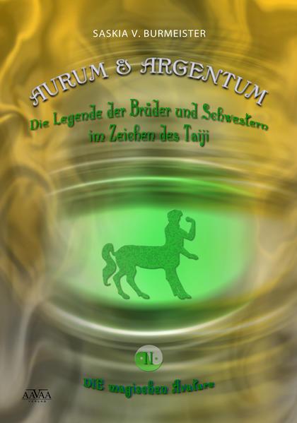 Aurum und Argentum (2) - Die magischen Avatare (Großdruck) - Coverbild