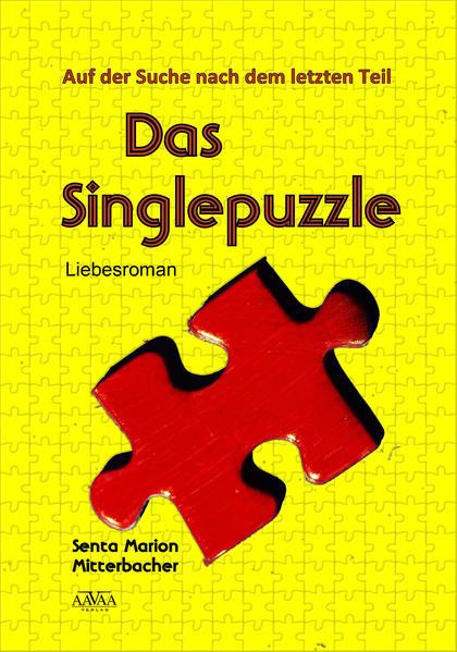 Das Singlepuzzle - Großdruck - Coverbild
