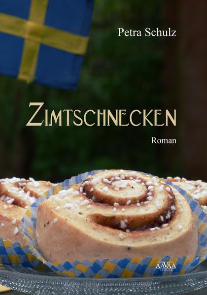 Zimtschnecken - Großdruck - Coverbild