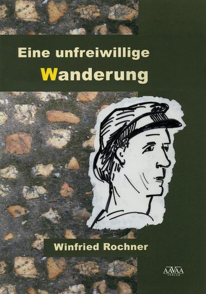 Eine unfreiwillige Wanderung - Großdruck - Coverbild