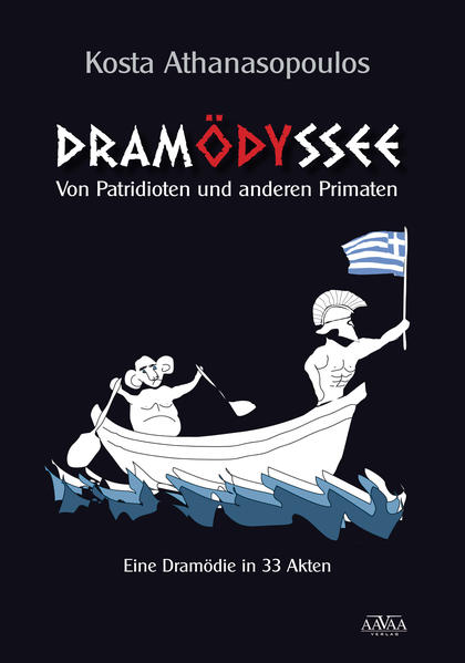 Dramödyssee - Großdruck - Coverbild