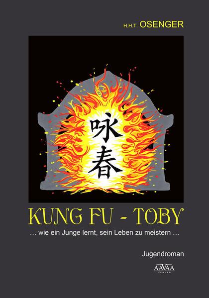 Kung Fu - Toby - Großdruck - Coverbild