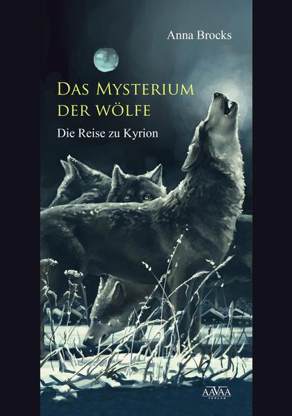 Das Mysterium der Wölfe - Großdruck - Coverbild