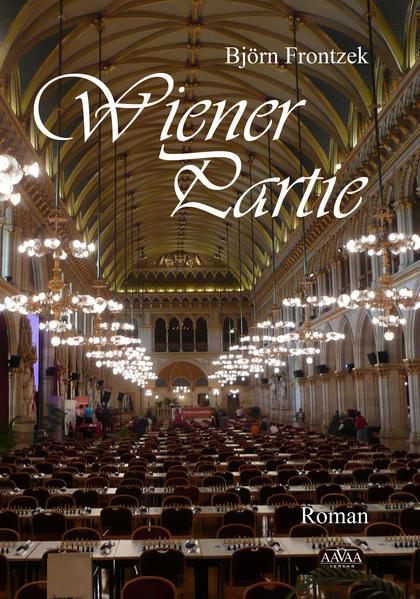 Wiener Partie - Großdruck - Coverbild