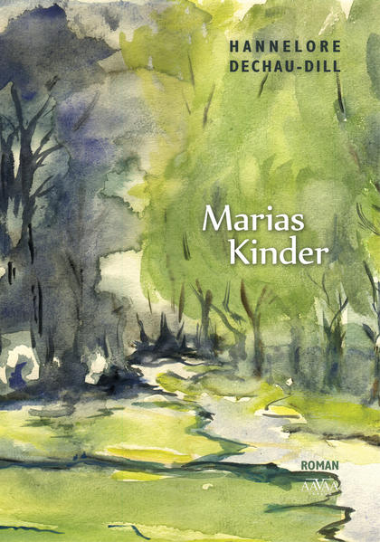 Marias Kinder - Großdruck - Coverbild