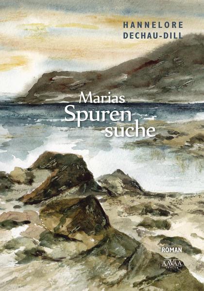 Marias Spurensuche - Großdruck - Coverbild