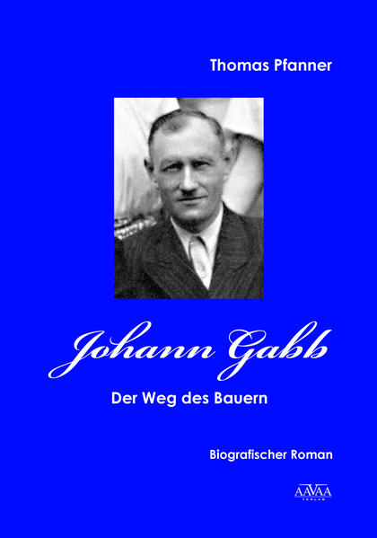 Johann Gabb - Großdruck - Coverbild