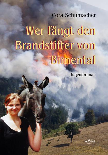 Wer fängt den Brandstifter von Birnental - Großdruck - Coverbild