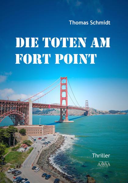 Die Toten am Fort Point - Großdruck - Coverbild