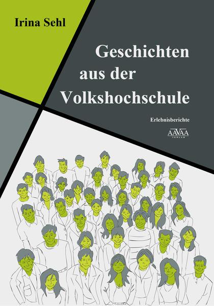 Geschichten aus der Volkshochschule - Großdruck - Coverbild