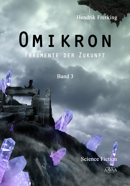 Omikron (3) - Großdruck - Coverbild