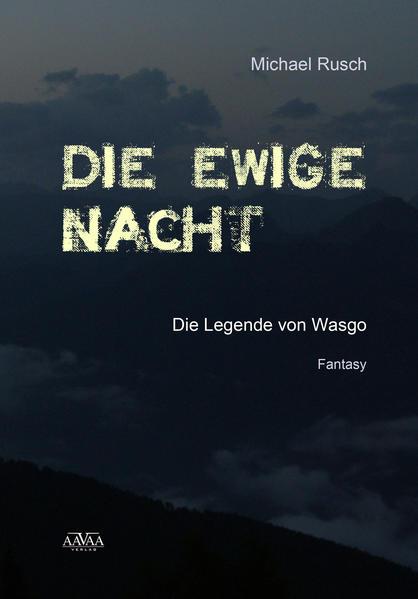 Die ewige Nacht - Großdruck - Coverbild