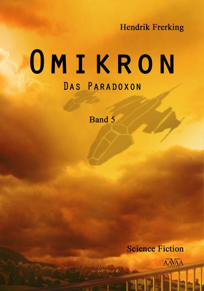 Omikron (5) - Großdruck - Coverbild