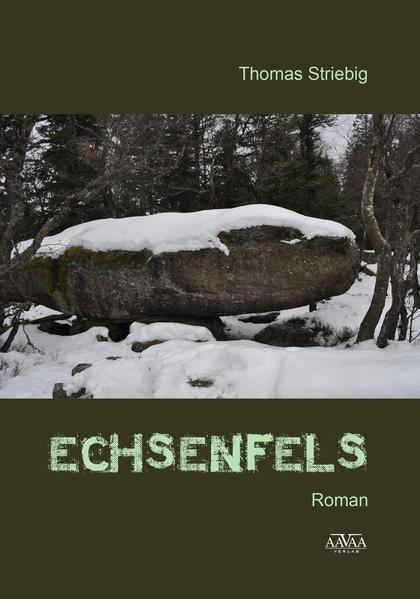 Echsenfels - Großdruck - Coverbild