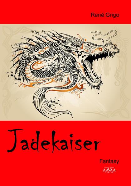 Jadekaiser - Großdruck - Coverbild