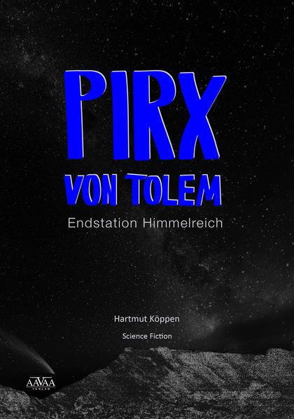 Pirx von Tolem - Großdruck - Coverbild