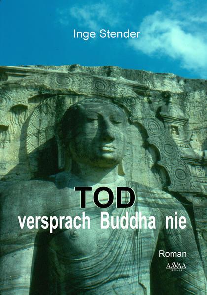 Tod versprach Buddha nie - Großdruck - Coverbild
