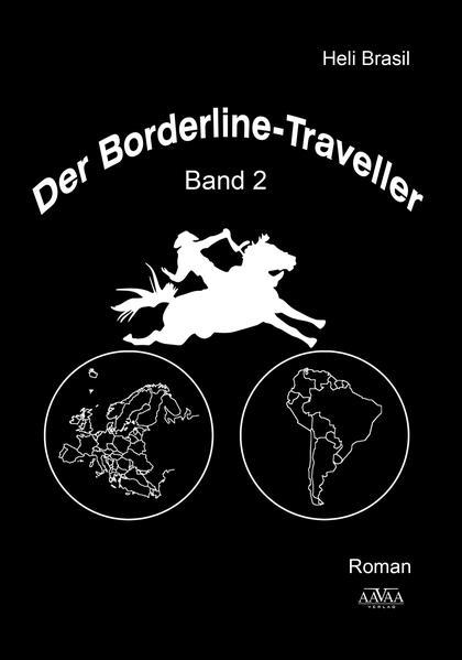 Der Borderline Traveller (2) - Großdruck - Coverbild