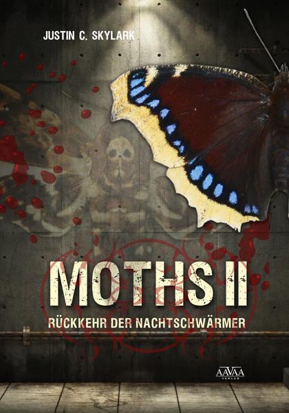 Moths 2 - Coverbild