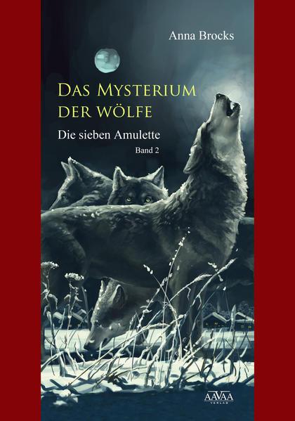 Das Mysterium der Wölfe (2) - Großdruck - Coverbild