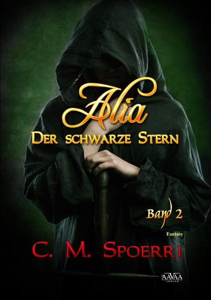 Alia - Der schwarze Stern (Band 2) - Großdruck - Coverbild
