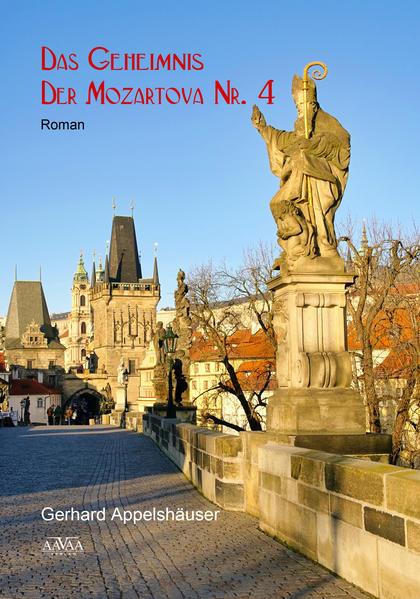 Das Geheimnis der Mozartova Nr.4 - Coverbild