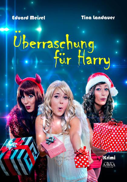 Überraschung für Harry - Coverbild