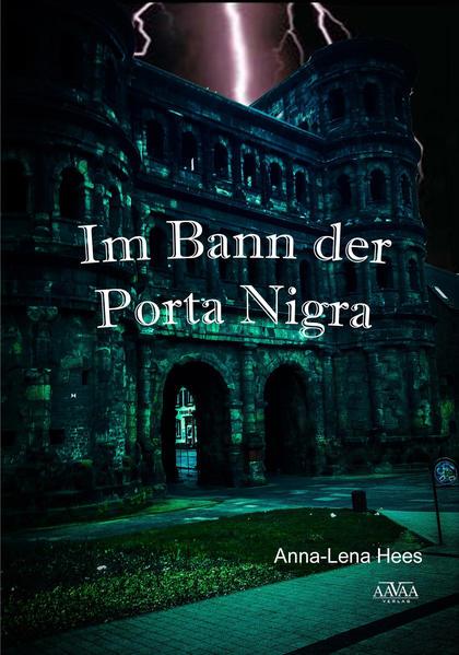 Im Bann der Porta Nigra - Großdruck - Coverbild