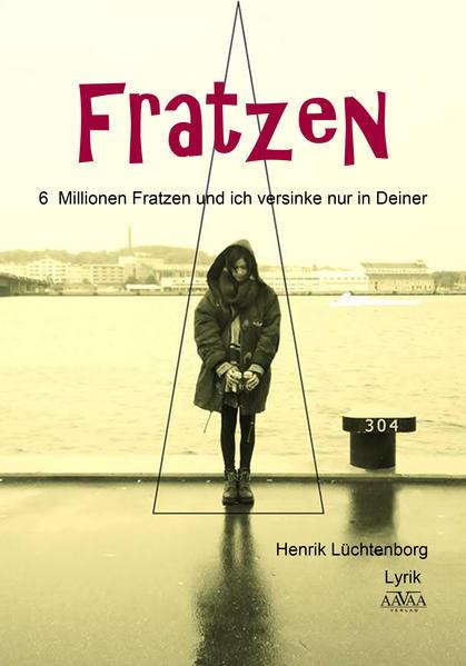 Fratzen - Großdruck - Coverbild