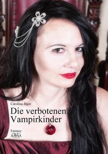 Die verbotenen Vampirkinder - Großdruck - Coverbild