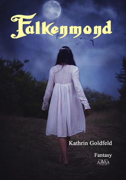 Falkenmond - Großdruck - Coverbild