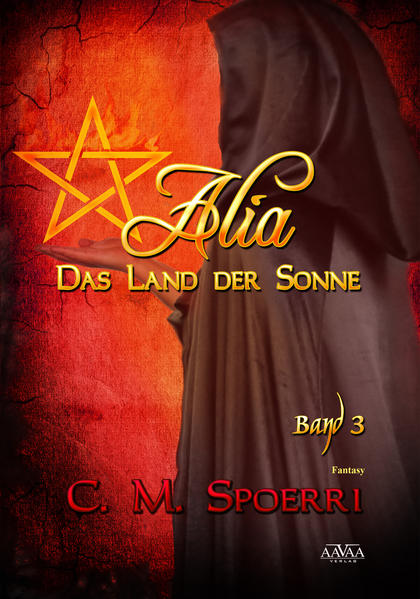 Alia - Das Land der Sonne (Band 3) - Großdruck - Coverbild