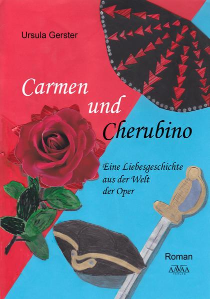 Carmen und Cherubino - Großdruck Band 1 - Coverbild