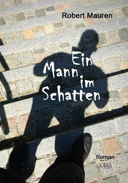Ein Mann im Schatten - Coverbild