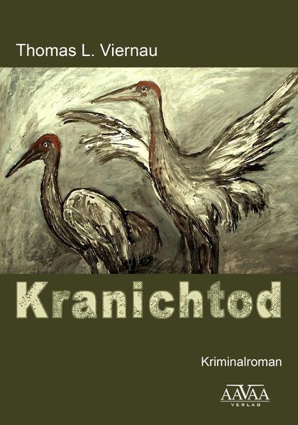 Kranichtod - Großdruck Band 1 - Coverbild