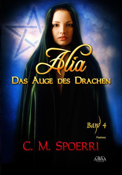 Alia - Das Auge des Drachen (Band 4) - Coverbild