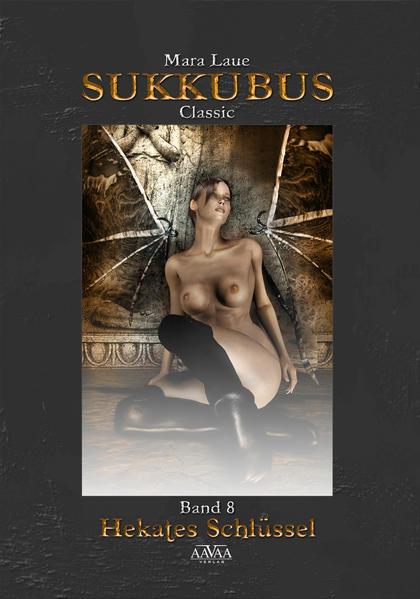 Sukkubus Classic - Band 8 - Coverbild